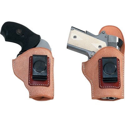 IWB EZ Carry Leather Concealment Inside The Pants Holster
