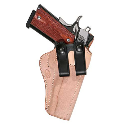 IWB Summer Cruiser Leather Concealment Inside The Waistband Holster