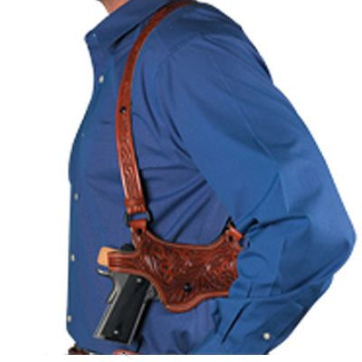 Spyder Double Horizontal Shoulder Holsters