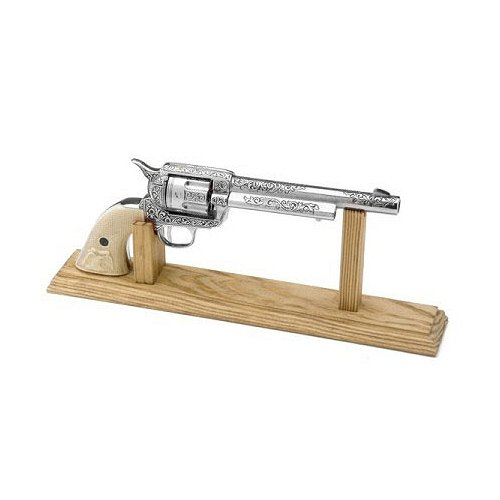 Long Barrel Western Pistol Stand