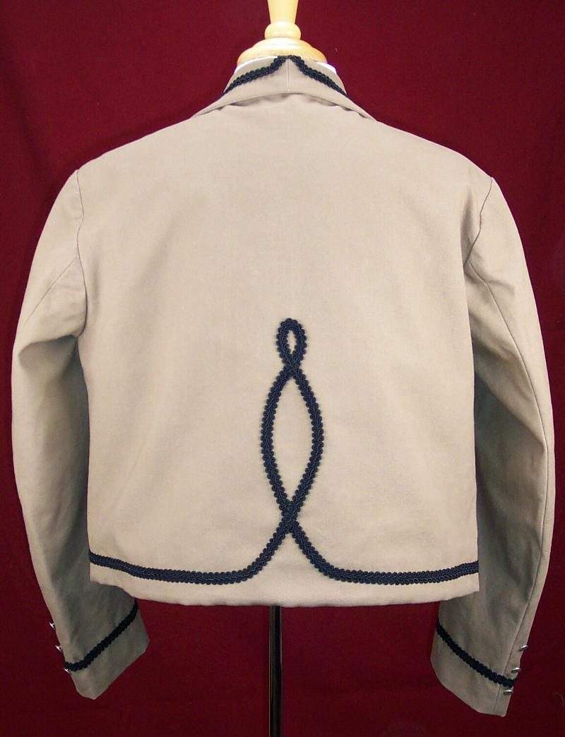 Men's Cotton Vaquero Jacket Buckskin