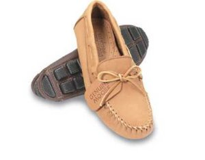 Men's Genuine Moose Driving Moccasins