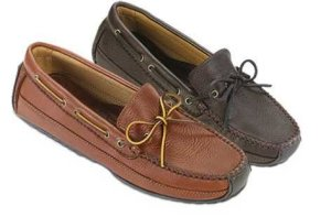 Men's Moose Weekend Moccasins