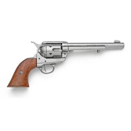 Old West Cavalry Six Shooter Revolver
