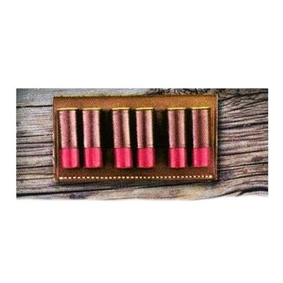 Shotgun Shell 6 Loop Ammunition Belt Slide