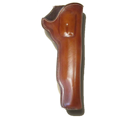 Traditional Open Top Leather Field Holster