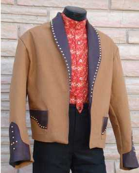 Vaquero Duck Cloth Jacket