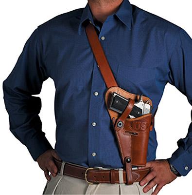 Military Gun Leather