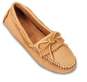 Women's Genuine Moose Driving Moccasins